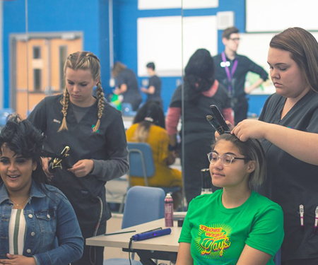 Cosmetology Information