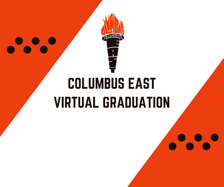 Columbus East Graduation (Saturday, May 30 @ 1:00 pm)
